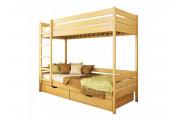 Серія Тесса ліжко Дует 80х190 (щит) Естелла