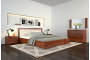 Ліжко Регіна Люкс 160 підйомне (сосна) Arbor Drev
