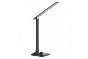 Настільний LED-світильник Чорний DE1725 30LED 9W Feron