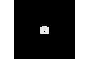 Ліжко подвійне КТ-659 без метал. карк. з нак. «Люкс» Дженіфер біла БМФ