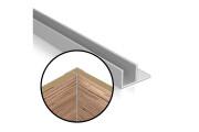 Планка стикова F до стінової панелі Expowall