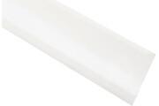 Кухонний пристінний борт Білий 50, 3м ФР