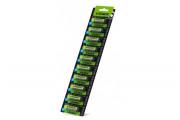 Батарейка лужна LR6/AA 10x1pcs, арт. 23234 Videx
