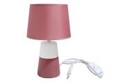 Настільна лампа ZL 5046 Е14 рожева Z-Light