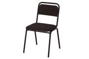 Крісло Visitor Black Новий Стиль